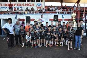 Vila Nova - 3º colocado na 3ª Copa Sarandi Sub 12