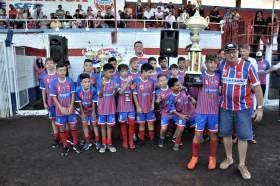 Ipiranga - 4º colocado na 3ª Copa Sarandi Sub 12