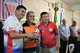 Abertura 3ª Copa Sarandi Sub 12