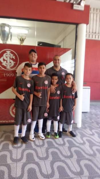 Atletas do Esporte Clube Ipiranga em destaque nos grandes Clubes.