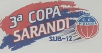 Confirmadas as equipes que disputarão a 3ª Copa Sarandi Sub-12