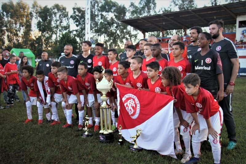 Internacional é o campeão da 3ª Copa Sarandi Sub 12
